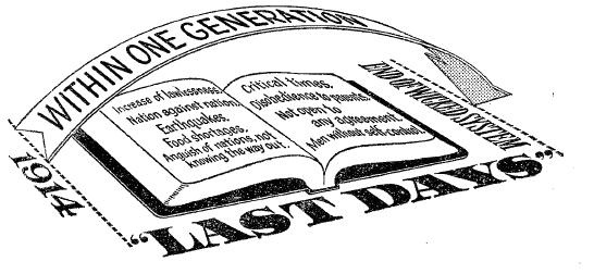 1914 WITHIN ONE GENERATION